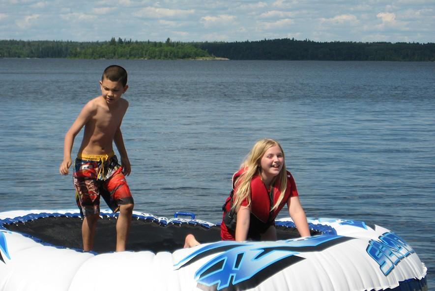 Whiteshell Lake Resort Activities