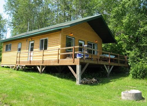 Whiteshell Lake Resort Regular Lakeside Cabin